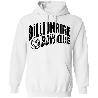 Billionaire Boys Club Hoodie Light - White - NINONINE