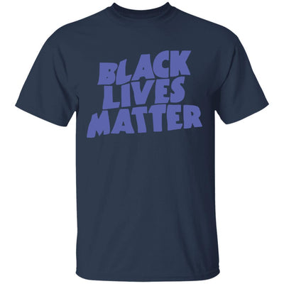 Black Sabbath Black Lives Matter Shirt - Navy - NINONINE