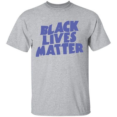 Black Sabbath Black Lives Matter Shirt - Sport Grey - NINONINE
