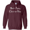 Born Again Christian Dior Hoodie Dark - Shipping Worldwide - NINONINE