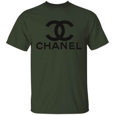 Chanel T Shirt - Forest - NINONINE
