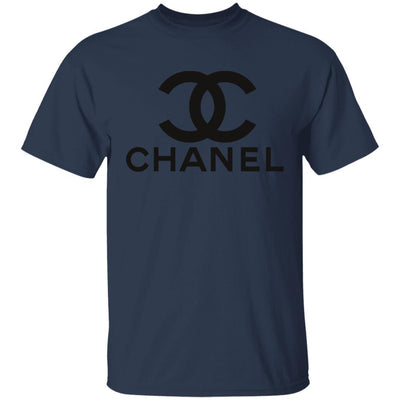 Chanel T Shirt - Navy - NINONINE