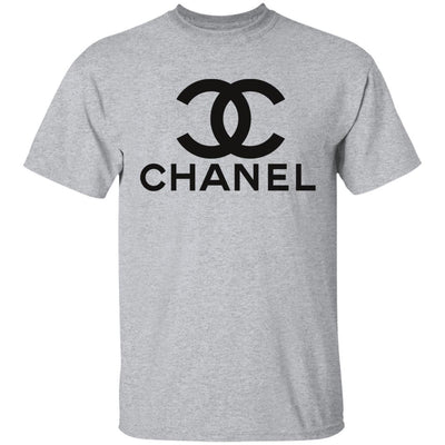 Chanel T Shirt - Sport Grey - NINONINE