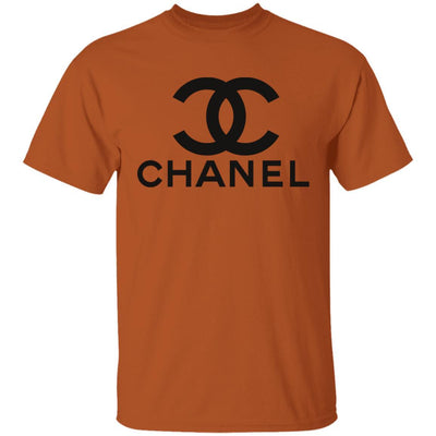 Chanel T Shirt - Texas Orange - NINONINE