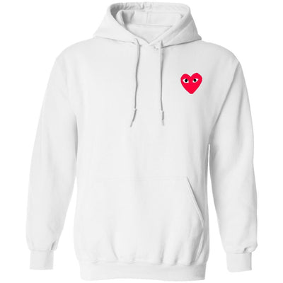 Comme Des Garcons Hoodie - White - NINONINE