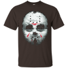 Friday the 13th Jason Unique Mask Shirt - NINONINE