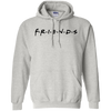 Friends Hoodie Light Style - Ash - Shipping Worldwide - NINONINE