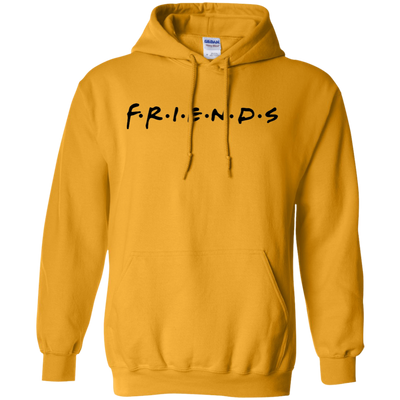 Friends Hoodie Light Style - Gold - Shipping Worldwide - NINONINE