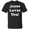 Jesus Loves You Chris Pratt Shirt - NINONINE