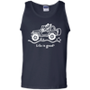 Life Is Good Jeep Tank Top For Women - NINONINE
