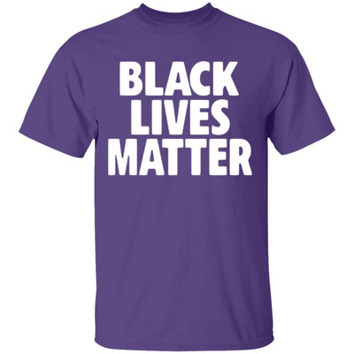Mlb Blm Shirt - Purple - NINONINE