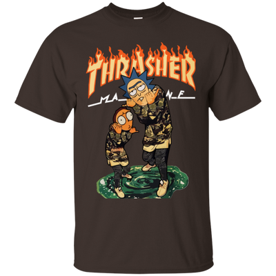 Morty Thrasher Shirt - NINONINE