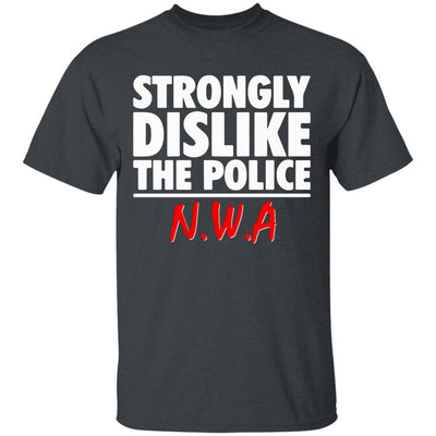 NWA Shirt - Dark Heather - NINONINE