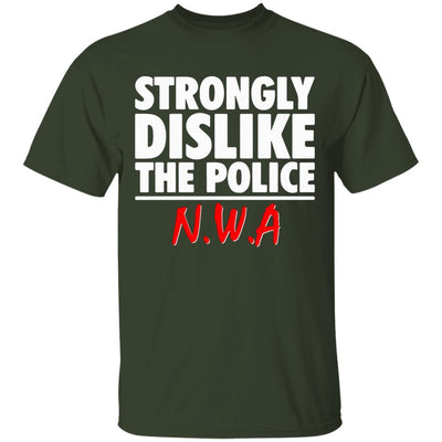 NWA Shirt - Forest - NINONINE