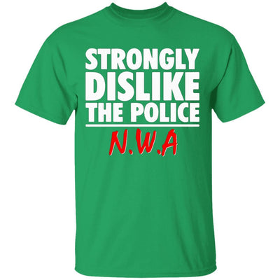 NWA Shirt - Irish Green - NINONINE