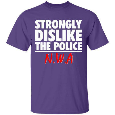 NWA Shirt - Purple - NINONINE