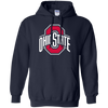 Ohio State Hoodie - Navy - Shipping Worldwide - NINONINE