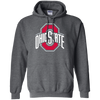 Ohio State Hoodie - Dark Heather - Shipping Worldwide - NINONINE