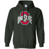 Ohio State Hoodie - Forest Green - Shipping Worldwide - NINONINE