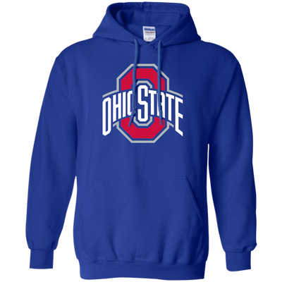 Ohio State Hoodie - Royal - Shipping Worldwide - NINONINE
