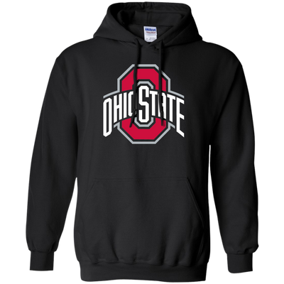 Ohio State Hoodie - Black - Shipping Worldwide - NINONINE