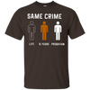 Same Crime Shirt - NINONINE