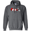 Supreme Cat In The Hat Hoodie - Dark Heather - Shipping Worldwide - NINONINE