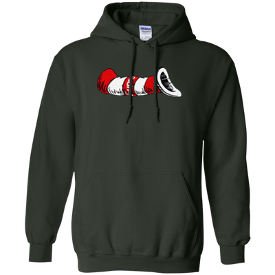 Supreme Cat In The Hat Hoodie - Forest Green - Shipping Worldwide - NINONINE