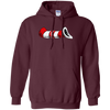 Supreme Cat In The Hat Hoodie - Maroon - Shipping Worldwide - NINONINE