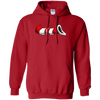 Supreme Cat In The Hat Hoodie - Red - Shipping Worldwide - NINONINE