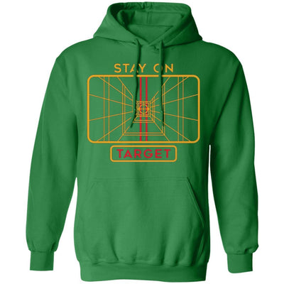 Target Star Wars Hoodie - Irish Green - NINONINE