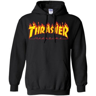 Thrasher Hoodie - Shipping Worldwide - NINONINE