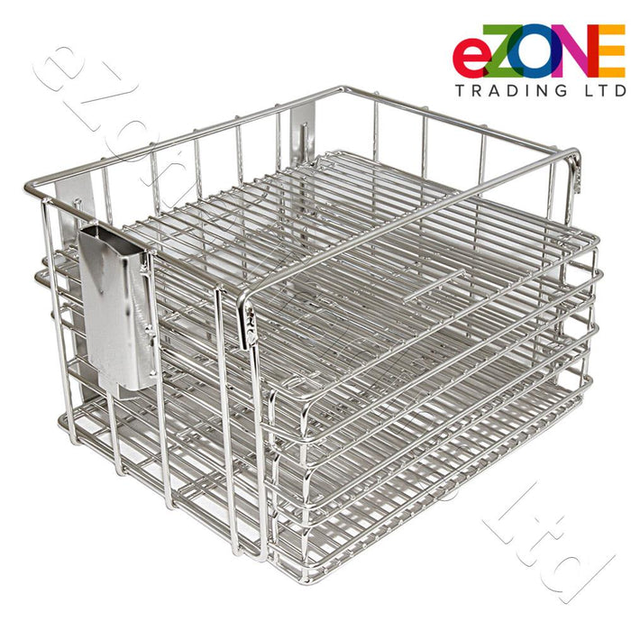 Henny Penny Gas Pressure Fryer Frying Basket with Handle Stainless Steel