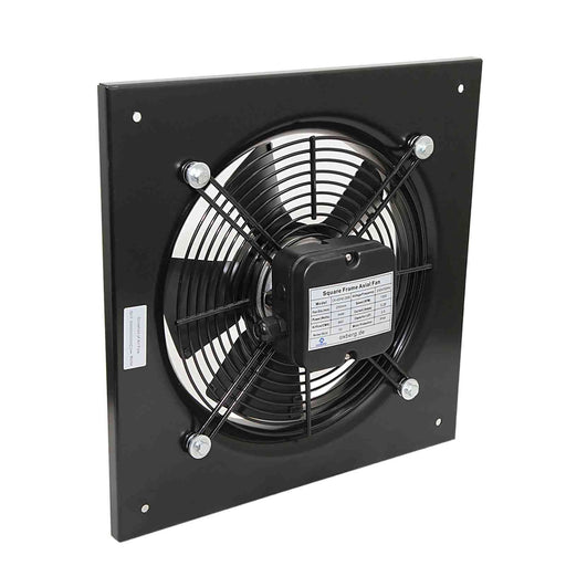 Industrial metal ventilation fan. 400mm Blade size in our Catering equipment collection