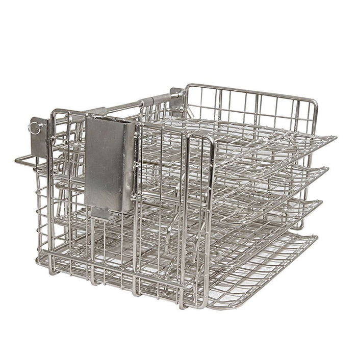 Henny Penny Frying Basket GAS Pressure Fryer Stainless Steel Hinged Shelves