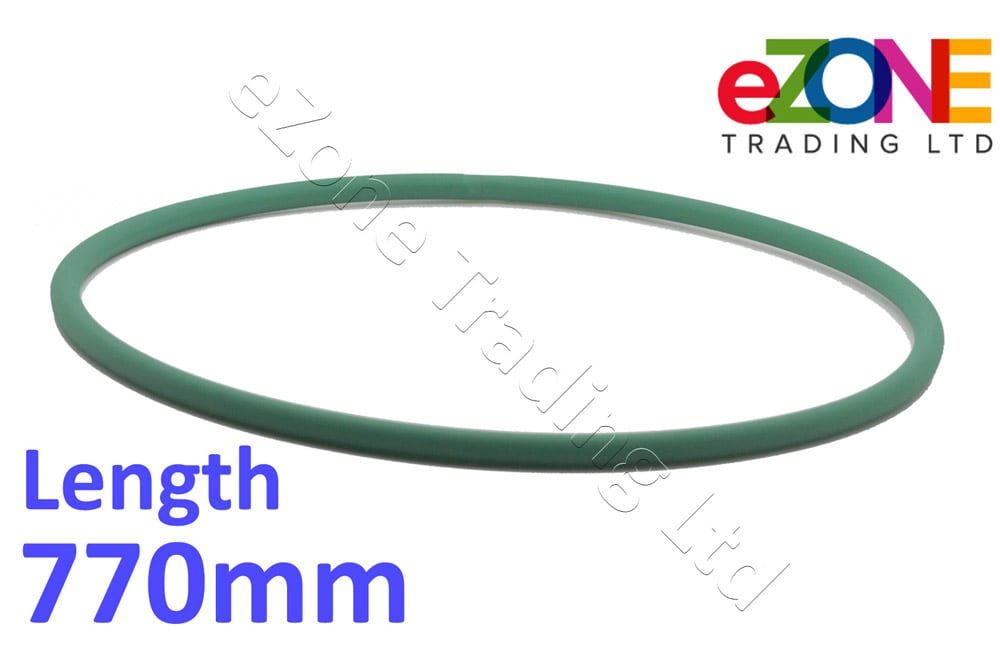 FIMAR Pizza Base Dough Roller XTS Green Drive Belt P30A Roll 30