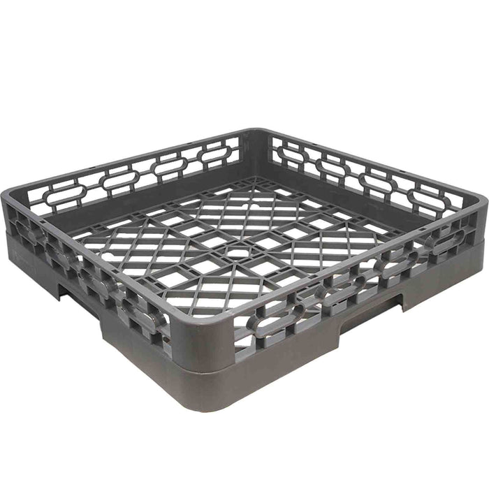Commercial Kitchen Dishwasher Rack Open Basket Tray Cutlery Cup Glass 495x495mm