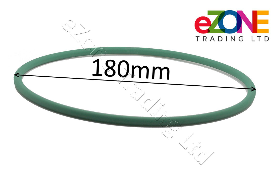 KLEMOR 540mm - Short Green Drive Belt for PIZZA Dough Roller Stretcher KL30 KB30