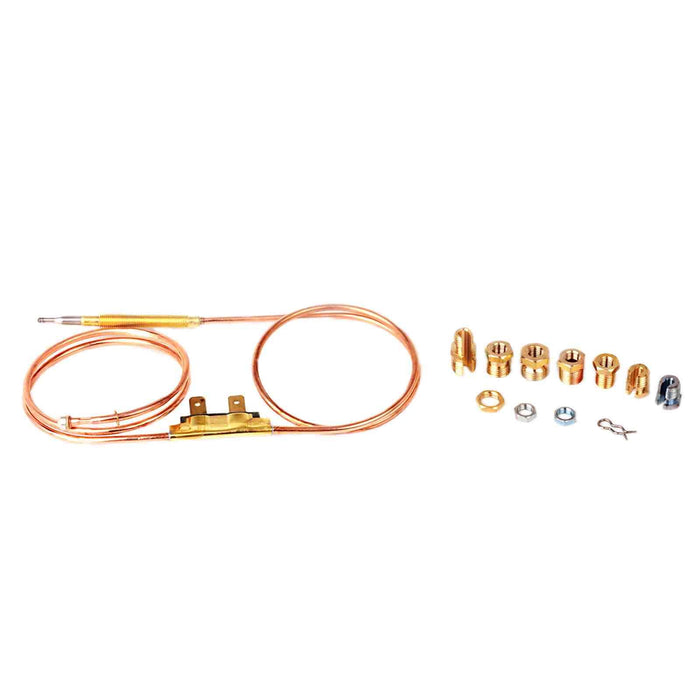 Interrupter Gas Pilot Thermocouple 900mm Kit Fits Various Catering Appliances