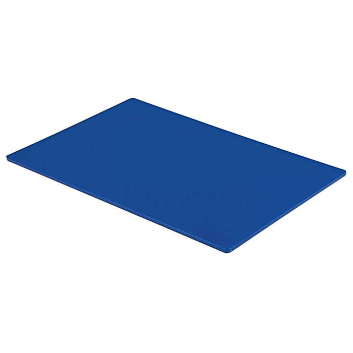 Professional Large Chopping Board Catering Food Prep Cutting Colour Coded BLUE