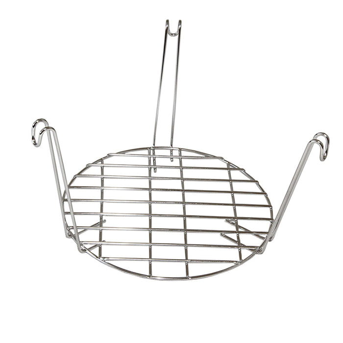 Round Frying Basket Dividing Shelves for Kuroma XL MAKFRY Chicken Pressure Fryer