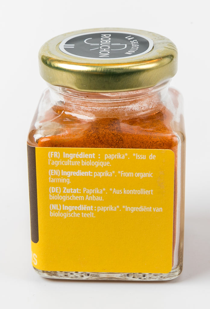 Ground Paprika - Terra Madre (France)