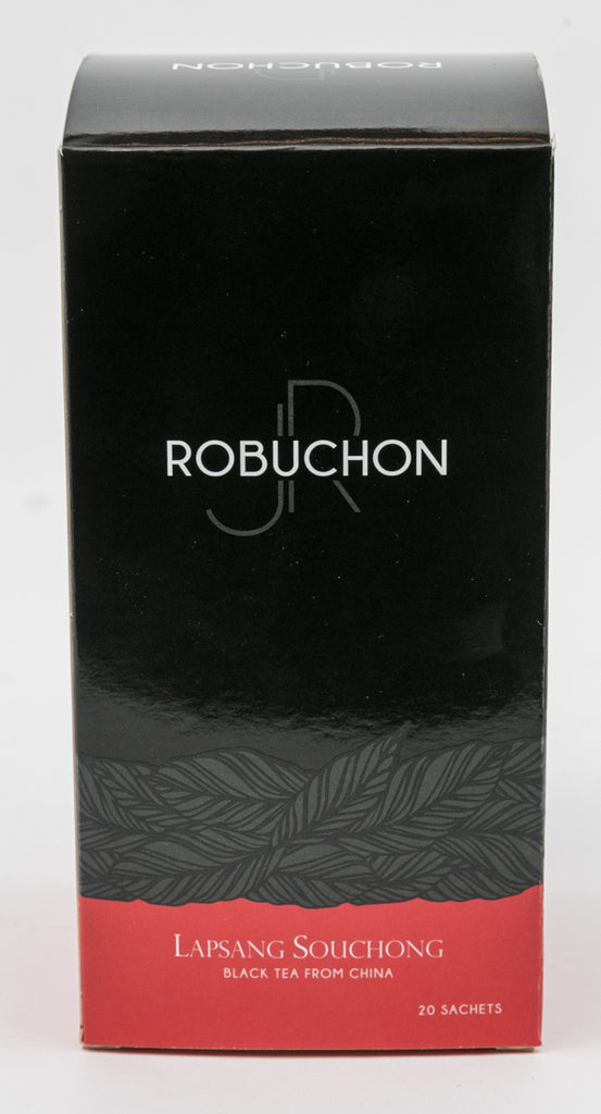 Joël Robuchon Tea Range - Lapsang Souchong from China - 20 sachets pack