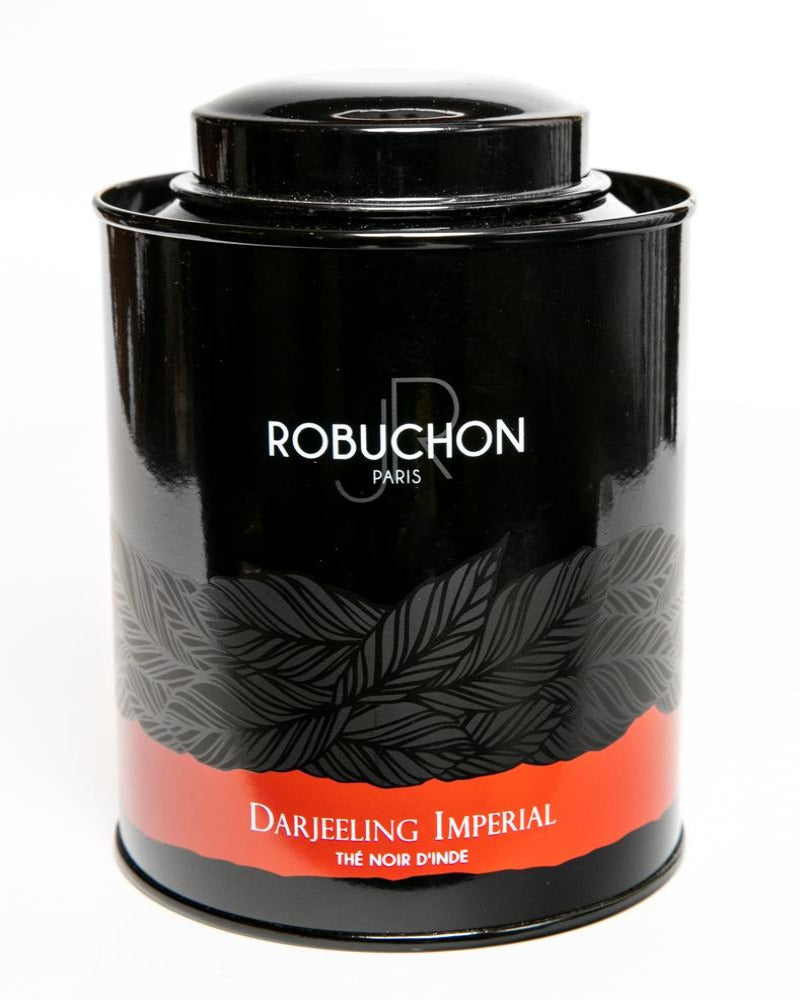 Joël Robuchon Tea Range - Darjeeling Imperial from India - Caddy 150g
