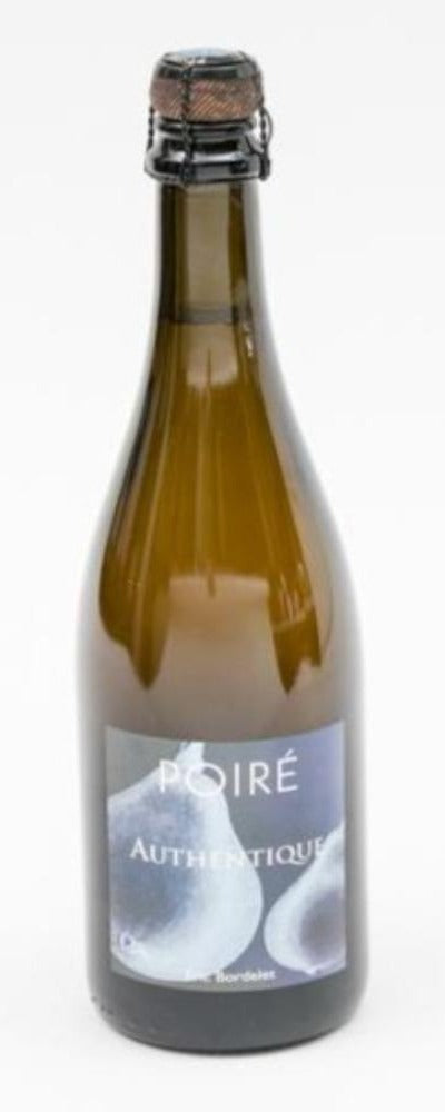 Off-dry Pear cider, Poiré Authentic - Eric Bordelet - Normandy, France