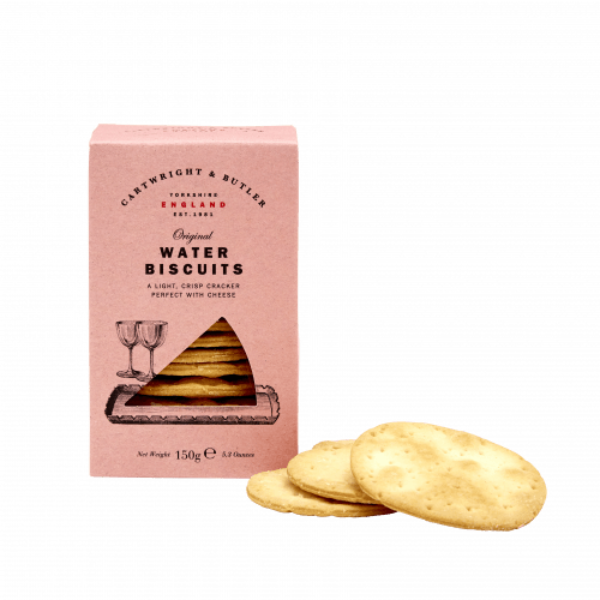 Water Biscuits - Cartwright & Butler