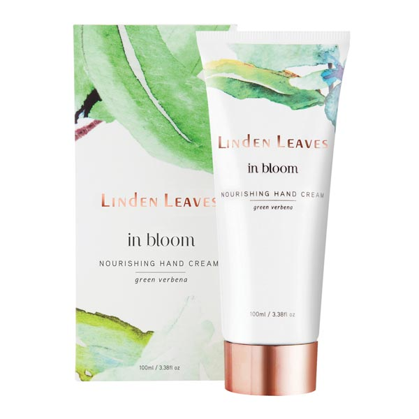 Linden Leaves - In Bloom Green Verbena Nourishing Handcreme