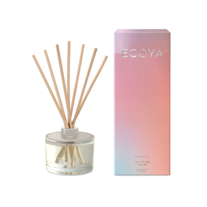 Ecoya Reed Diffuser - Lily of the Valley