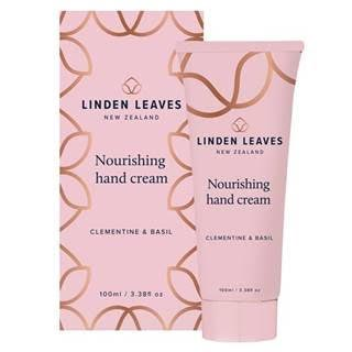 Linden Leaves - Clementine and Basil Hand Cream