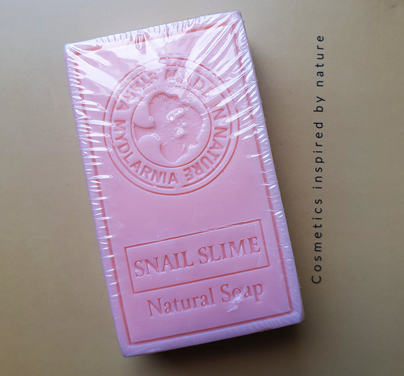 Natural soap with Snail Slime
